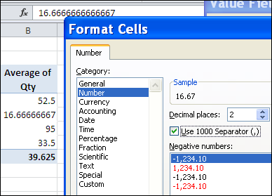 how to make pivot table with functions