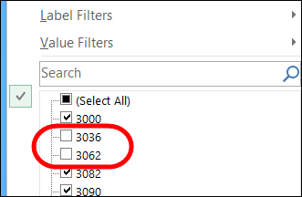 Remove Pivot Table Filters with VBA - Excel Pivot Tables