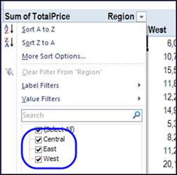 old items in drop downs http://www.pivot-table.com/