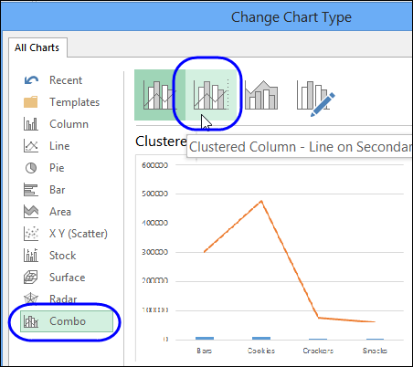 Combo column line pivot chart in excel 2013 excel pivot pivotchartcombo04 ccuart Gallery