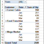 Change Pivot Table to Outline Layout With VBA