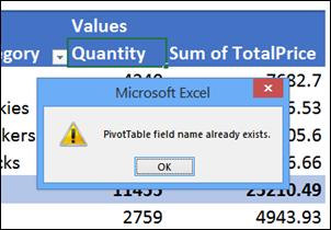 change pivot table heading with macro