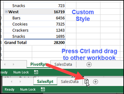 open rpt file in excel